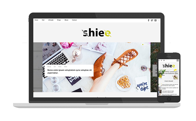 Shiee Responsive Blogger Blog Template For Your Blog. – Blogger ...
